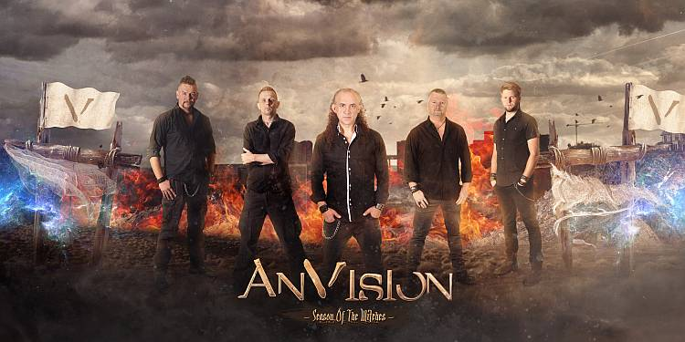 AnVision - Season Of The Witches - band photo